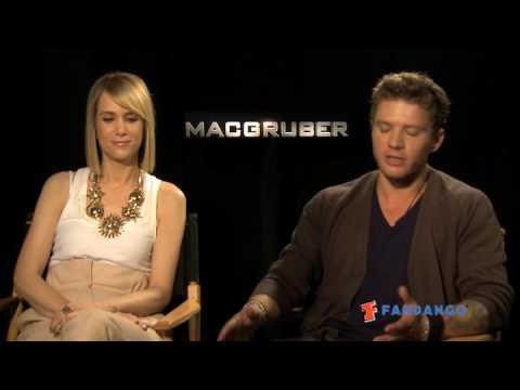 """MacGruber"" Interview"
