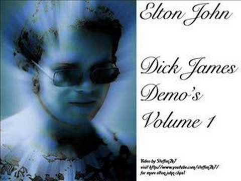 Elton John - A Dandelion Dies In The Wind