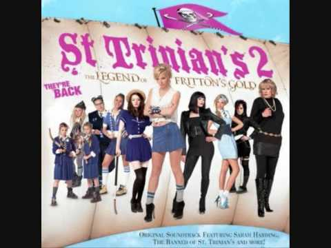 Sarah Harding (from Girls Aloud) - Too Bad (St Trinians 2 Soundtrack)