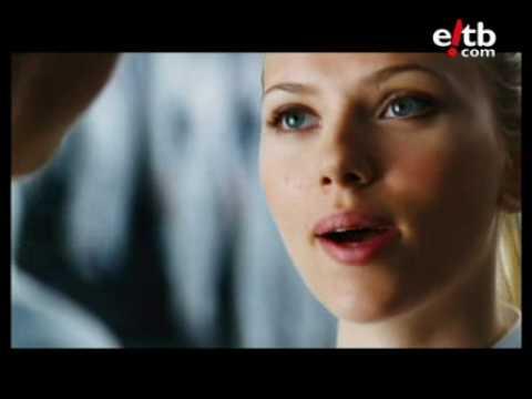 Cine: A Scarlett Johansson no le dejaron enseñar los pechos
