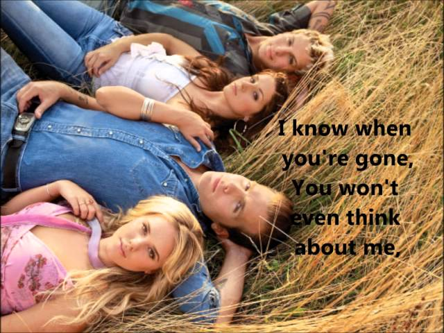 Lead Me On - Gloriana (Lyrics)