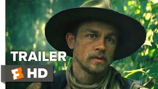 The Lost City Of Z International Trailer 1 2017 Movieclips Trailers