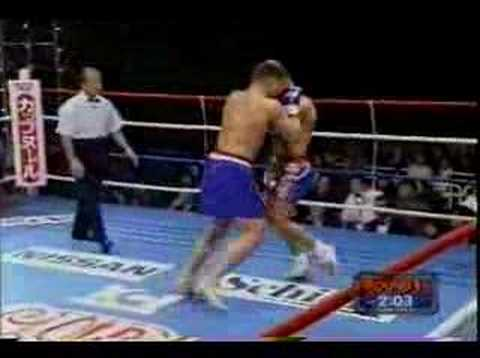 Andy Hug vs Peter Aerts Image 1