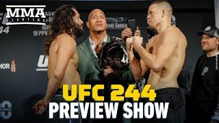 UFC 244 Preview Show - MMA Fighting