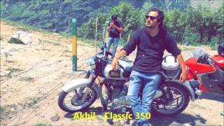 Shimla Ride