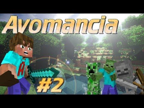 Minecraft Survival | Avomancia Ep2 | How to play Survival Minecraft | Progress and Exploring