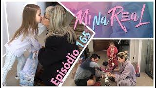 MiNa ReAl | Preparativos para o aniversário da Valentina