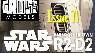 Deagostini R2D2 Build. Issue 71