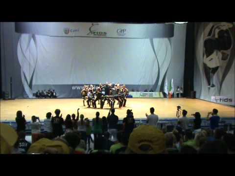 Rock'n'Roll DreamTeam - Weltmeisterschaft 2012