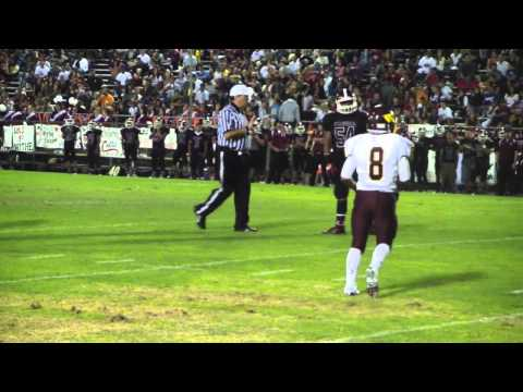 West Covina Bulldogs vs Covina Colts Football 2012 Music Videos