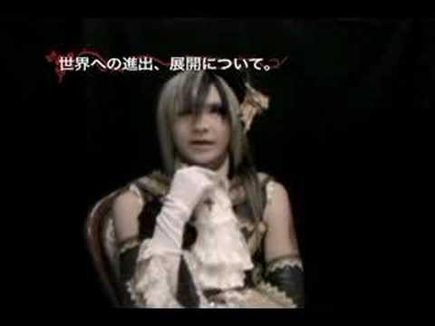 Versailles - Teru interview comment