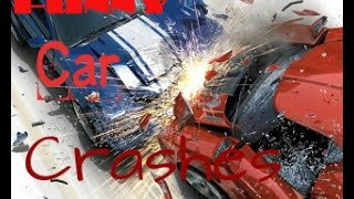 [Funny Car Crashes] Car Crash Compilation 2014 (Full HD)