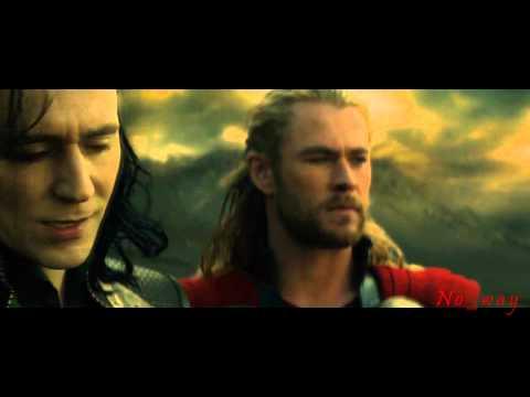 Thor and Loki - The Dark World ~ Hey Brother