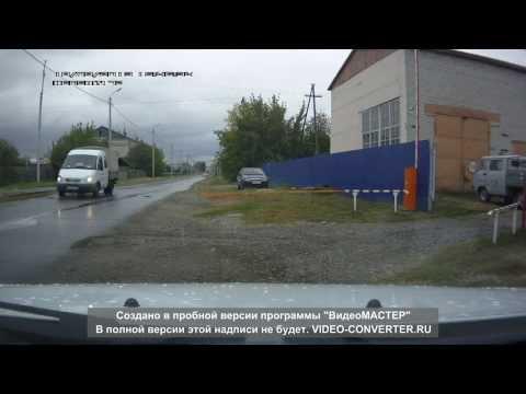 Авария возле РУС с Исетское