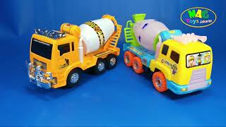 TRUCK MOLEN ENGINEERING VEHICLE AND SUPER TRUCK BUMP AND GO