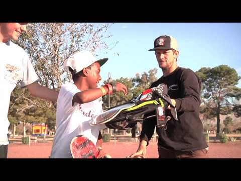 ELEMENT &quot;PHOENIX&quot; MAKE IT COUNT - 2013 INTERNATIONAL SKATE CONTEST SERIES