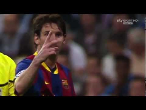 Lionel Messi Give Me Everything Tonight HD 20102011