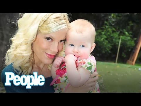 Tori Spelling: Enjoying Every Mommy Moment Video