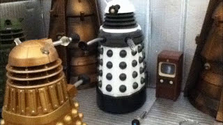 Doctor Who New Life The Movie - Stop Motion