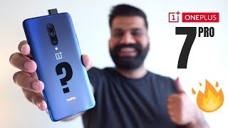OnePlus 7 Pro Unboxing & First Look - Performance Monster??? 🔥🔥🔥