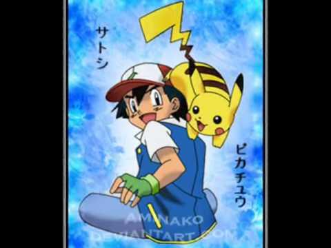 Pokemon Misty And Ash Love video