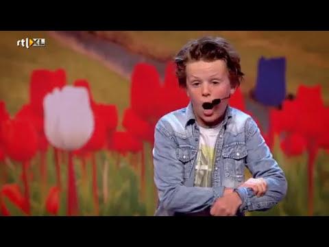 Tim - cabaret | Audities | HOLLAND'S GOT TALENT 2014