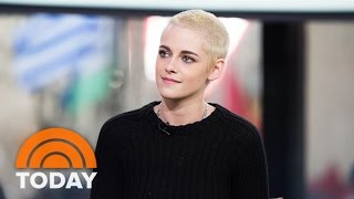 Kristen stewart on new film 'personal shopper,' why she cut off her hair | today