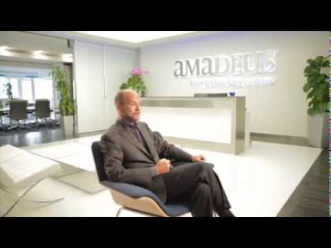 Amadeus North America corporate video
