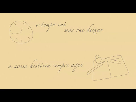 Roberta Campos - Maior Que o Mundo (Lyric Video)