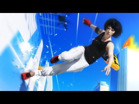 Mirror's Edge: gameplay [Br]