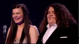Jonathan & Charlotte Video - Jonathan & Charlotte - The Prayer IN FULL (Britain's Got Talent Final 2012)