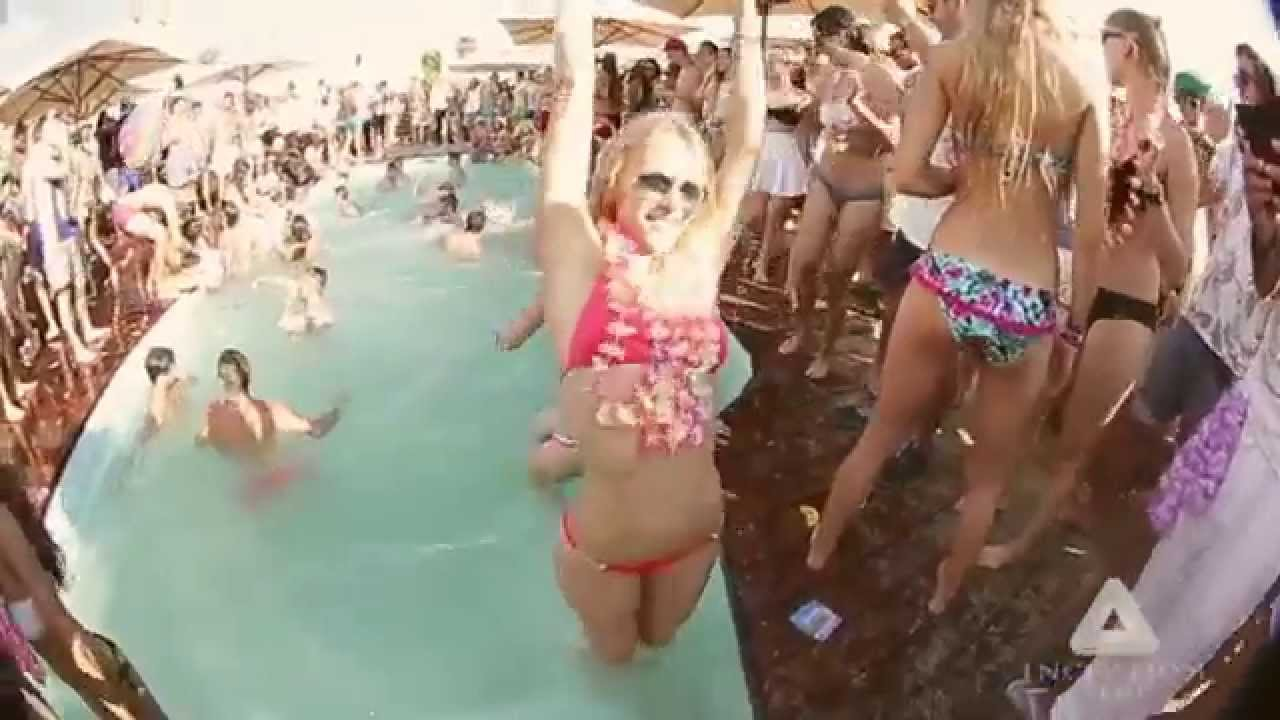 Cannes Pool Party Pool Beach Cannes by