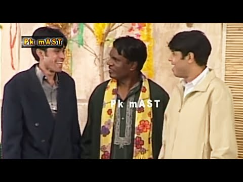 Mera Yaar Mila De Mujhko Pakistani Stage Drama Full Comedy Show