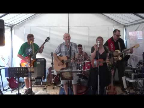 "Rough Six ""Country Girl"" live @ Northend Vaults Gloucester UK"