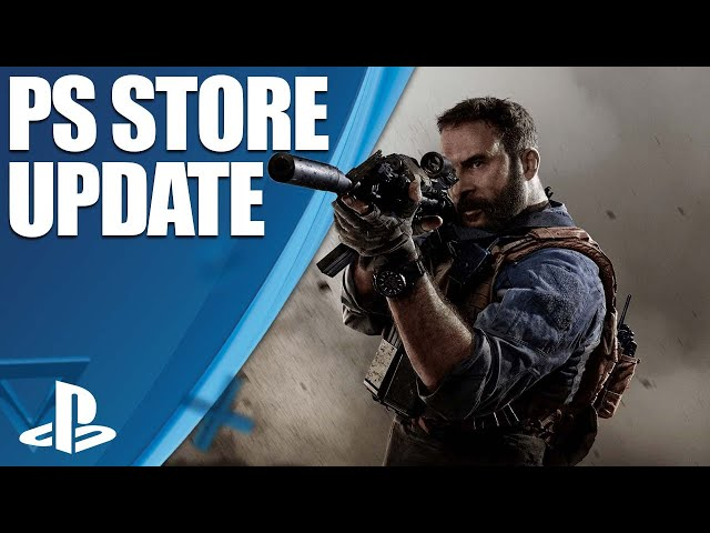 PlayStation Store Highlights - 21st August 2019