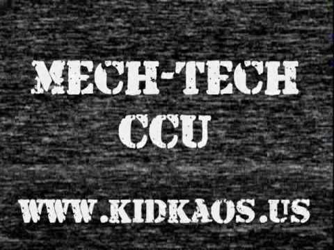 KidKaos.us presents: Mech-Tech Carbine Conversion Unit (CCU) for the M 1911 .45