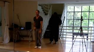 Kennis Marquis Choreography and Tari Mannello Dance Training