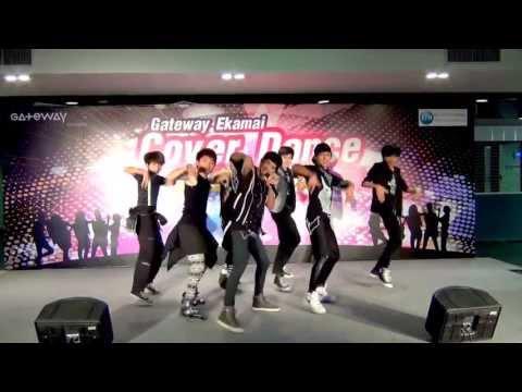 130616 EX-5 cover BTOB – WOW @Gateway Ekamai Cover Dance Contest 2013 (Audition)