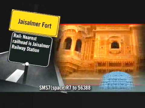 7 Wonders of India: Jaisalmer Fort