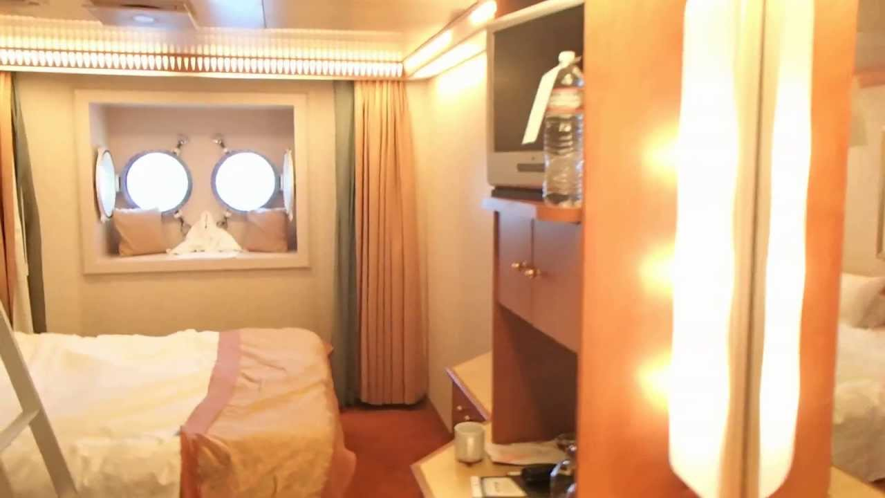 Carnival Freedom Cabin 2 220 Youtube
