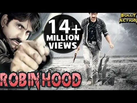Robinhood | Hindi Dubbed Movies 2017 Full Movie | Hindi Movie | Ravi Teja Movies | Hindi Movies 2017