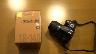 Nikkor 18-140mm vs 18-55mm (English review)