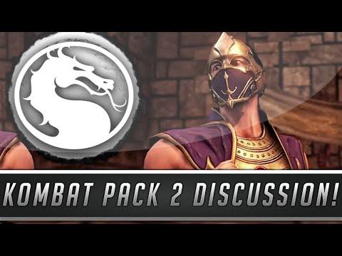 Mortal Kombat X: New Kombat Pack #2 Voting Poll & DLC Character Discussion! (Mortal Kombat 10)