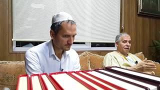 Prof. Dr. Şener Dilek - Şualar - 15. Şua - Fatiha - 4. Kelime-Maliki Yevmiddin (Eleşkirt-2017.07.22)