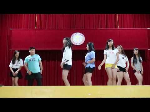 揚子中學 2017社團成發 - MV舞蹈社 03 國一二組 Hot Pink