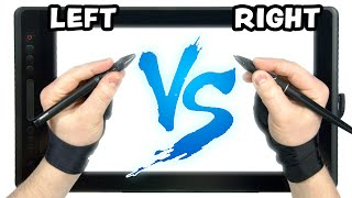 Left Hand Vs. Right Hand - Can my offhand win?...