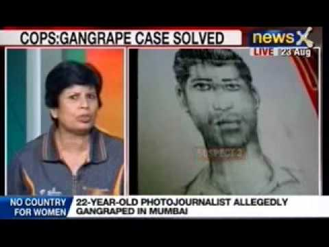 Mumbai Gangrape: Girl Raped While On Assignment, Male Colleague Beaten Up video