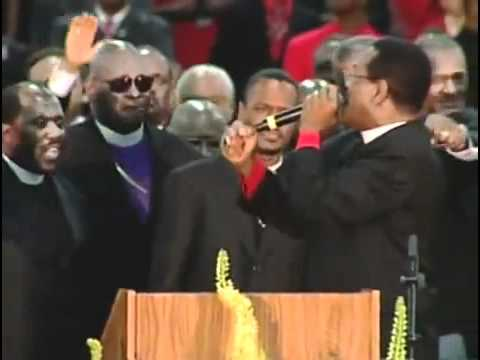 Bishop Charles E. Blake Preaching AIM 2007