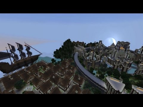 Minecraft Cinematic - The Aedis Sanctum