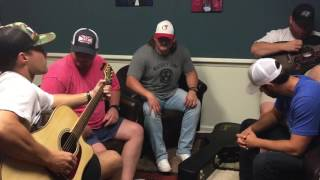 """Download Lagu """"Night Moves"""" Cover by Luke Combs, Muscadine Bloodline, Ray Fulcher and Jobe Fortner Gratis STAFABAND"""